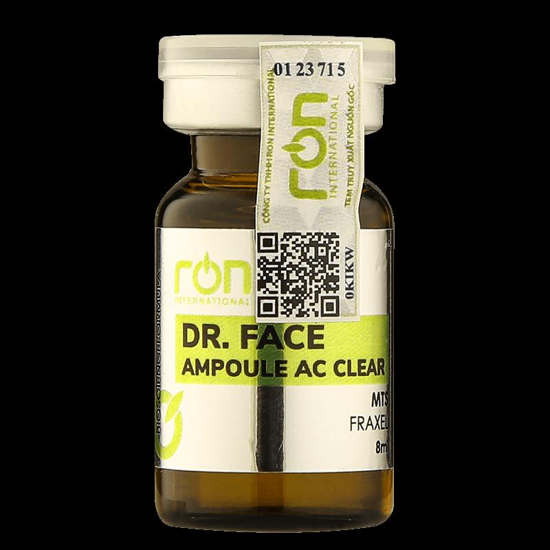Sản phẩm tế bào gốc trị mụn Dr. Face