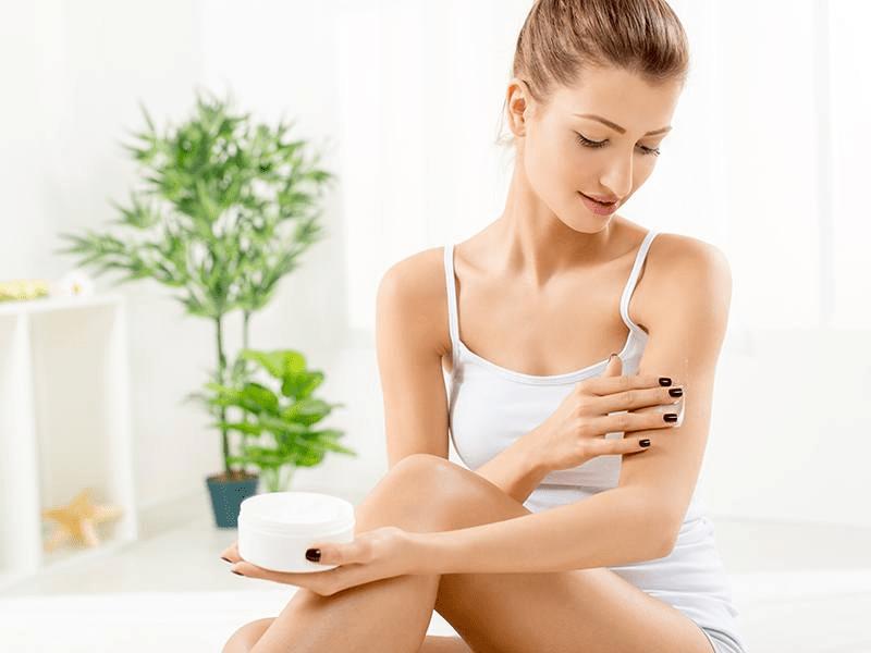 cách chăm sóc cơ thể bằng sản phẩm tự nhiên